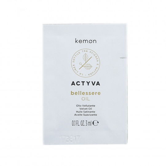 KEMON ACTYVA BELESSERE Huile capillaire 25x3ml - 1