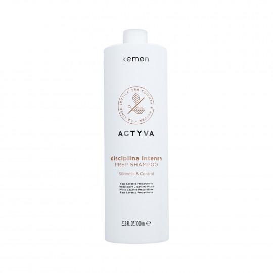 KEMON ACTYVA DISCIPLINA INTENSA Shampooing nettoyant 1000ml - 1