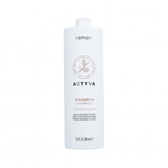 KEMON ACTYVA DISCIPLINA Shampooing cheveux bouclés 1000ml - 1