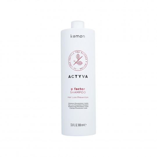 KEMON ACTYVA P FACTOR Traitement contre la chute des cheveux 1000ml - 1