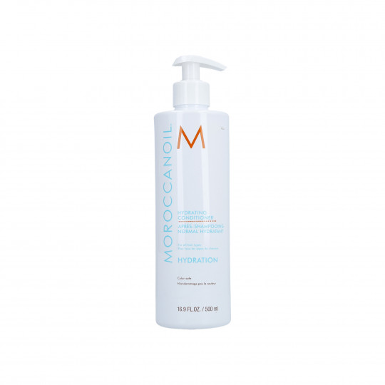 MOROCCANOIL Revitalisant HYDRATANT pour cheveux secs 500ml - 1