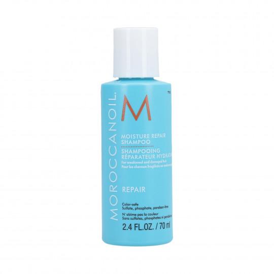 MOROCCANOIL REPAIR Shampooing pour cheveux abîmés 70 ml - 1