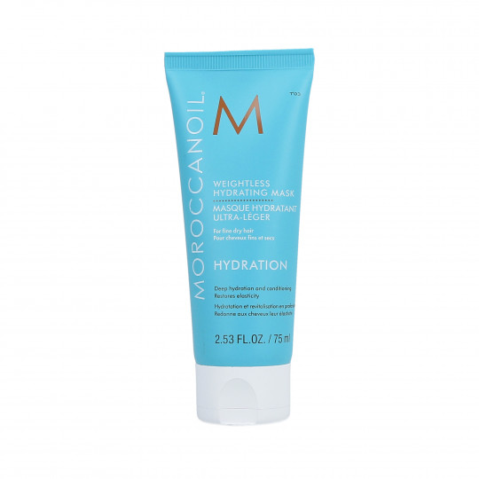 MOROCCANOIL HYDRATION Masque capillaire hydratant léger 75ml - 1