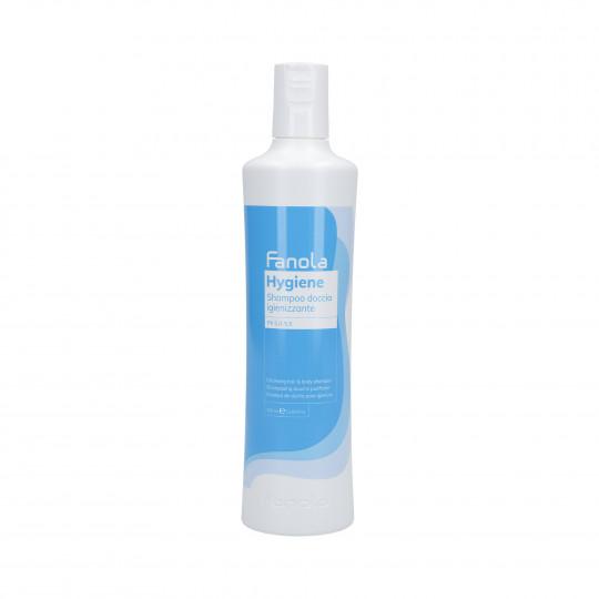 FANOLA Shampooing nettoyant pour cheveux 2en1 350ml - 1