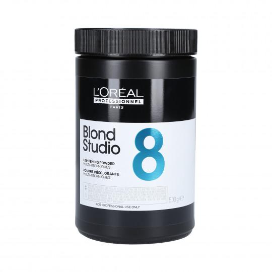 L'OREAL BLOND STUDIO Poudre décolorante Multi-techniques 500g - 1
