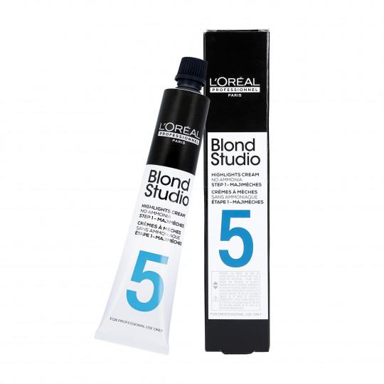 L'OREAL BLOND STUDIO MAJIMECHES Crème à mèches sans ammoniaque 50ml - 1