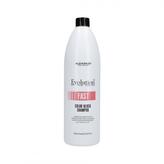 ALFAPARF EVOLUTION OF THE COLOR³ FAST Shampooing fixateur coloration 1000ml - 1