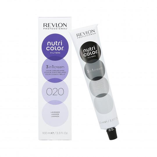 REVLON PROFESSIONAL NUTRI COLOR ™ FILTERS Masque colorant 100ml - 1