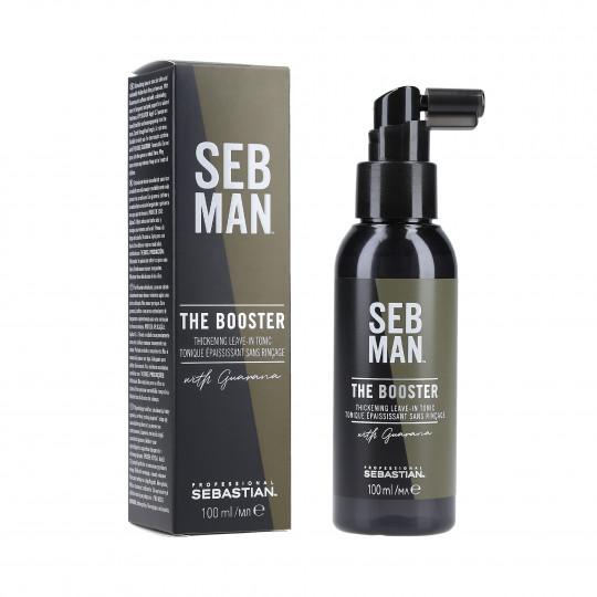 SEBASTIAN SEB MAN THE BOOSTER Tonique capillaire 100ml - 1