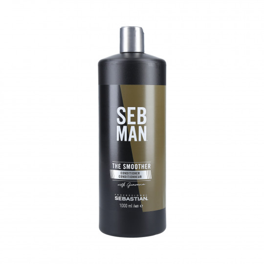 SEBASTIAN SEB MAN Après-shampooing lissant 1000ml - 1