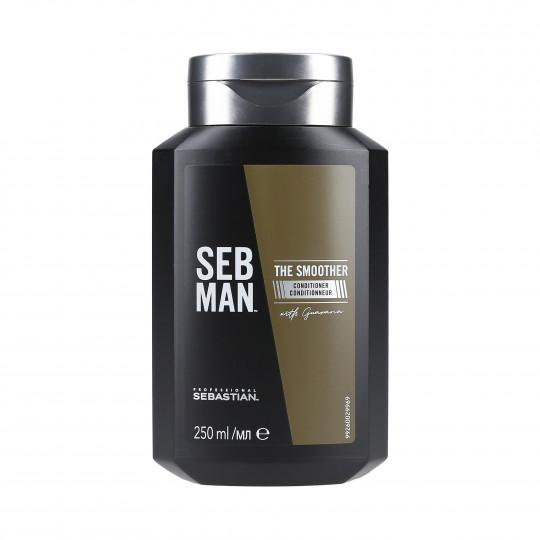 SEBASTIAN SEB MAN Après-shampooing lissant 250ml - 1