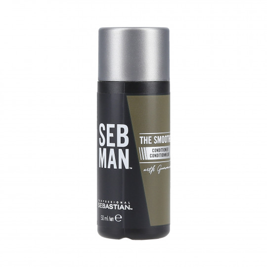 SEBASTIAN SEB MAN Après-shampooing lissant 50ml - 1