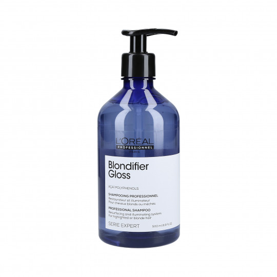 L'OREAL PROFESSIONNEL BLONDIFIER GLOSS Shampooing restaurateur 500ml - 1