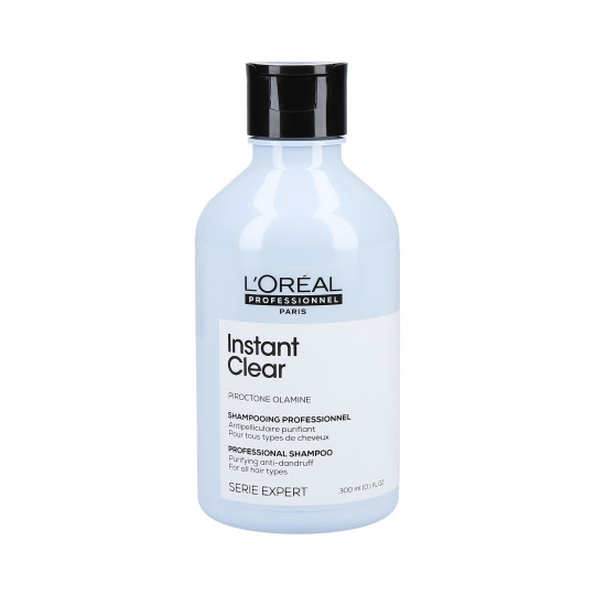 L'OREAL PROFESSIONNEL INSTANT CLEAR Shampooing antipelliculaire 300ml - 1