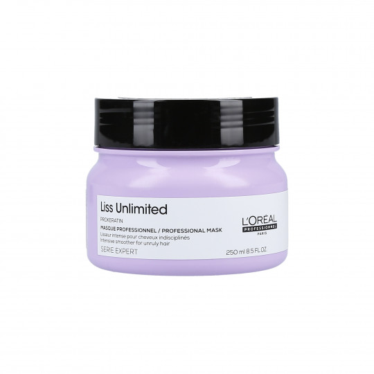L'OREAL PROFESSIONNEL LISS UNLIMITED Masque 250ml - 1