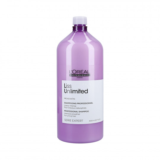 L'OREAL PROFESSIONNEL LISS UNLIMITED Shampooing 1500ml - 1