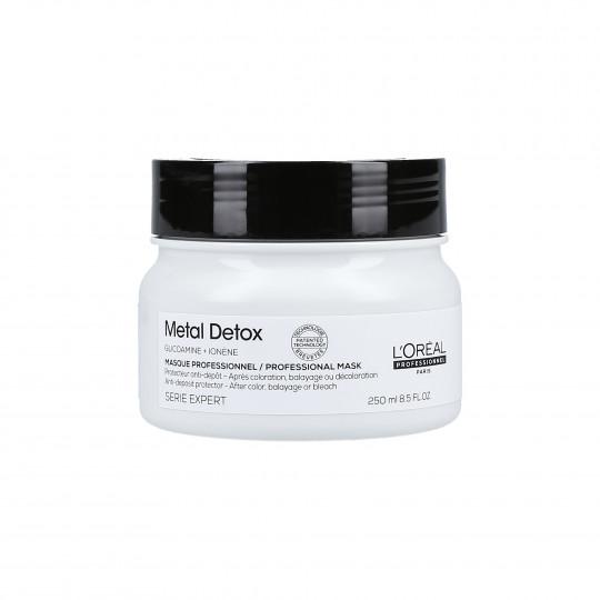 METAL DETOX MASK 250ML