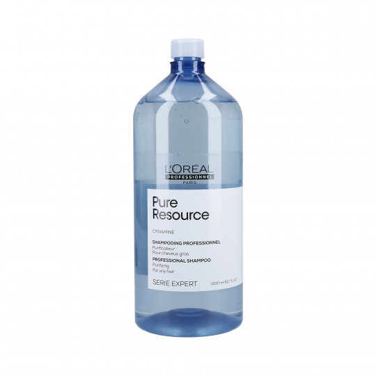 L'OREAL PROFESSIONNEL PURE RESOURCE Shampooing cheveux gras 1500ml - 1