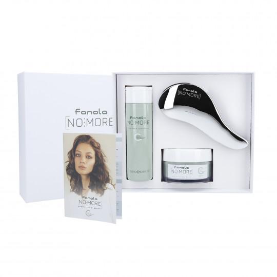 FANOLA NO MORE Set Shampooing 250ml + Masque 200ml + Brosse - 1