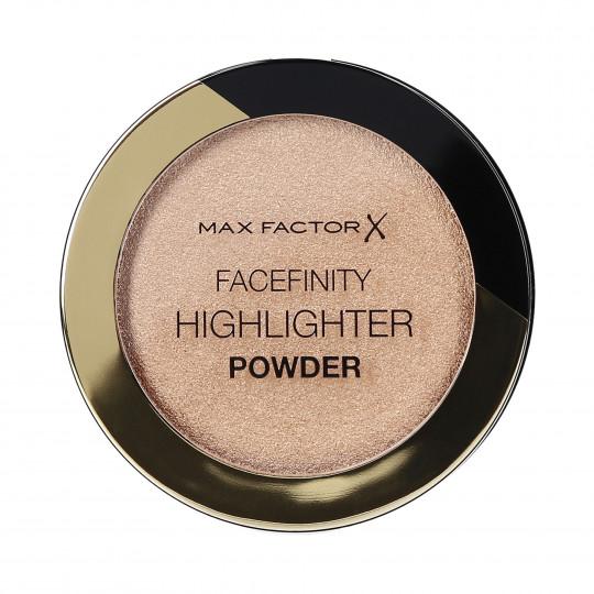 MAX FACTOR FACEFINITY Facefinity surligneur en poudre 03 Bronze Glow - 1