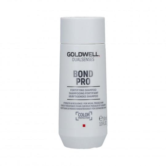 GOLDWELL DUALSENSES BOND PRO Shampooing Fortifiant 30ml - 1