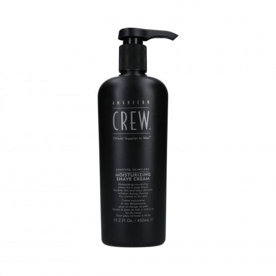 AMERICAN CREW Crème de rasage hydratante 450ml - 1