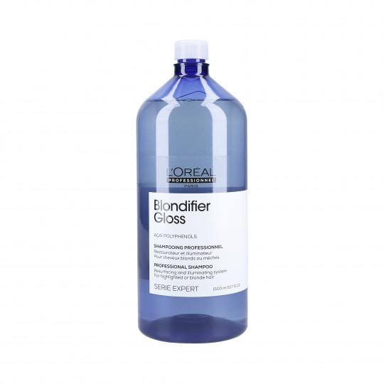 L'OREAL PROFESSIONNEL BLONDIFIER GLOSS Shampooing restaurateur 1500ml - 1