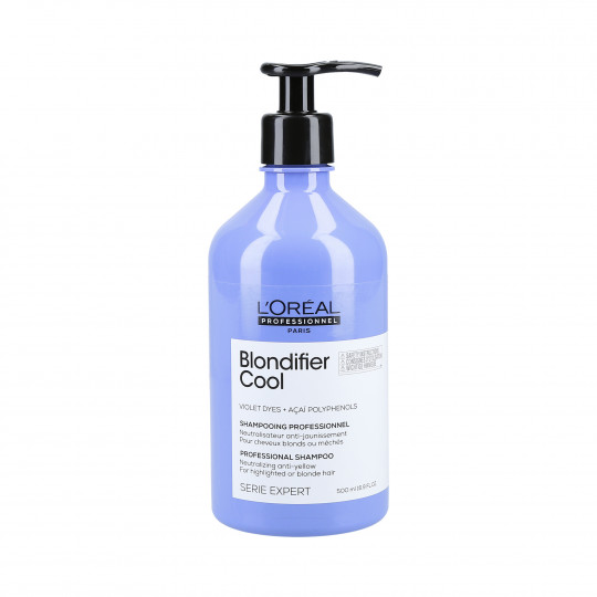 L'OREAL PROFESSIONNEL BLONDIFIER COOL Shampooing neutralisant 500ml - 1