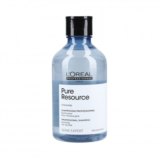 L'OREAL PROFESSIONNEL PURE RESOURCE Shampooing cheveux gras 300ml - 1