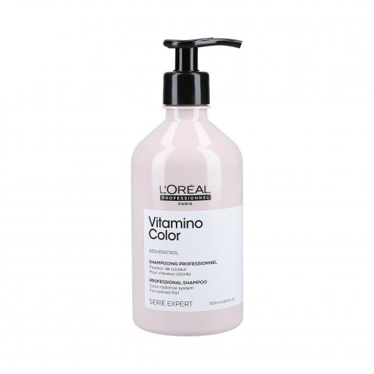 L'OREAL PROFESSIONNEL VITAMINO COLOR Shampooing Cheveux Colorés 500ml - 1
