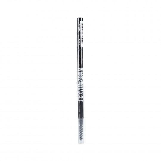 MAYBELLINE BROW ULTRA SLIM 07 Black Crayon à sourcils - 1