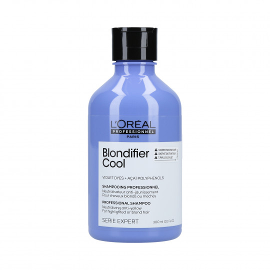 L'OREAL PROFESSIONNEL BLONDIFIER COOL Shampooing neutralisant 300ml - 1