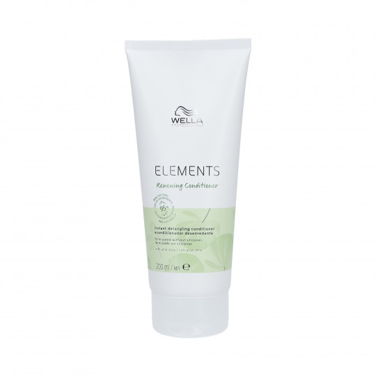 WELLA PROFESSIONALS ELEMENTS RENEWING Après-shampooing lissant 200ml - 1