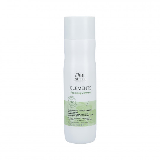 WELLA PROFESSIONALS ELEMENTS RENEWING Shampooings lissant 250ml - 1
