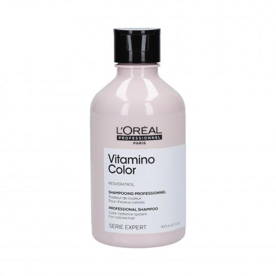 L'OREAL PROFESSIONNEL VITAMINO COLOR Shampooing Cheveux Colorés 300ml - 1