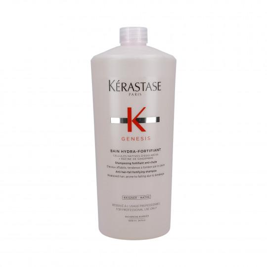 KERASTASE GENESIS Bain Hydra-Fortifiant Shampooing fortifiant anti-chute 1000ml - 1