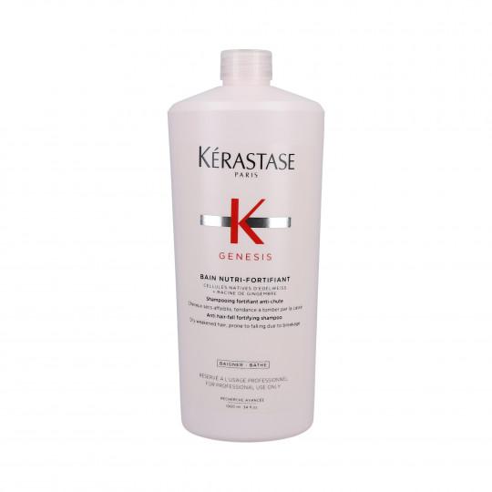 KERASTASE GENESIS Bain Nutri-Fortifiant Shampooing fortifiant anti-chute 1000ml - 1